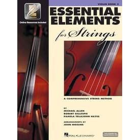 Hal Leonard Essential Elements for Strings – Book 2 with EEi