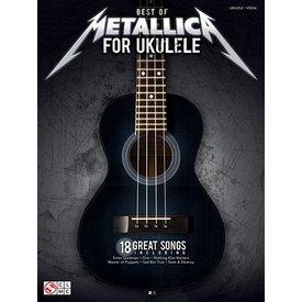 Hal Leonard Best of Metallica for Ukulele Ukulele/Vocal with Tab
