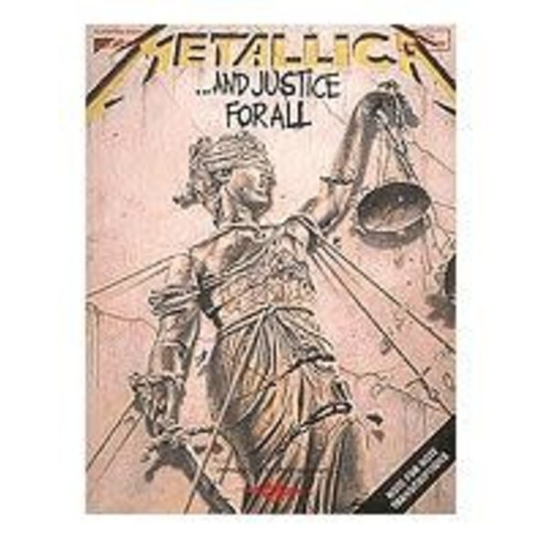 Metallica Tab Book
