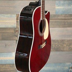 Takamine Takamine JJ325SRC Legacy Series Acoustic Guitar in Natural Gloss Finish S/N 56080712