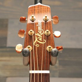 Takamine Takamine TSF40C Santa Fe Legacy Series Acoustic Guitar in Natural Gloss Finish S/N 55030450