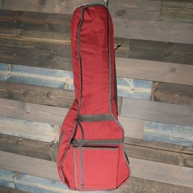 St. Louis Music Classical Guitar Gig Bag - Red