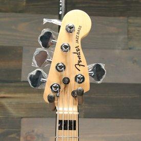 Fender American Elite Jazz Bass V Ash, Maple Fingerboard Natural