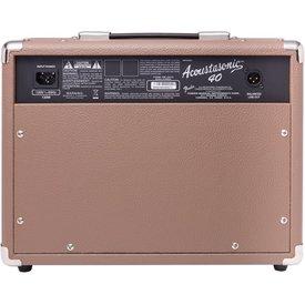 Fender Acoustasonic 40 120V Acoustic Guitar Amplifier
