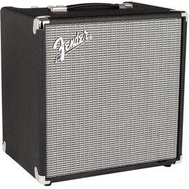 Fender Rumble™ 40 (V3), 120V, Black/Silver Bass Amplifier