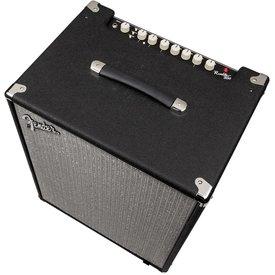 Fender Rumble™ 500 (V3), 120V, Black/Silver Bass Amplifier