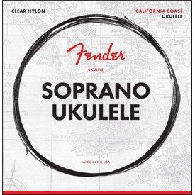Fender Soprano Ukulele Strings, Set of Four