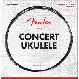 Fender Concert Ukulele Strings, Set of Four