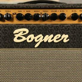 Bogner Bogner Amps Shiva 20th Anniversary 1x12 Combo w/Reverb KT88 Tubes