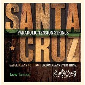 Santa Cruz Santa Cruz Parabolic Tension Strings Low Tension