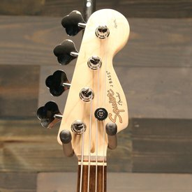 Fender Squier Affinity Series™ Jazz Bass®, Laurel Fingerboard, Brown Sunburst S/N CY180607926