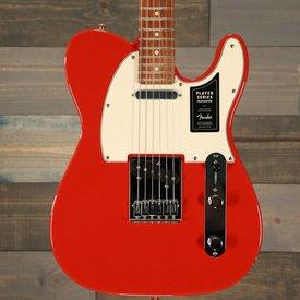 Fender Player Telecaster Pau Ferro Fingerboard Sonic Red Electric Guitar S/N MX18174758