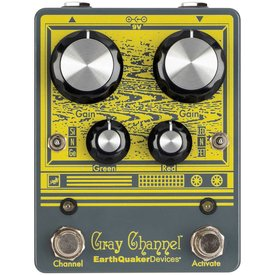 EarthQuaker EarthQuaker Devices Gray Channel Dynamic Dirt Doubler