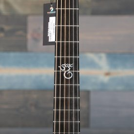 Santa Cruz Santa Cruz Guitars Brad Paisley Signature Model Dreadnought Acoustic Guitar