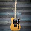 Fender American Elite Telecaster Maple Fingerboard Butterscotch Blonde (Ash)