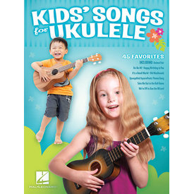 Hal Leonard Kids' Songs for Ukulele Ukulele