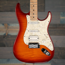 Used Fender Custom Shop Stratocaster FMT HSS 1997 w/Case