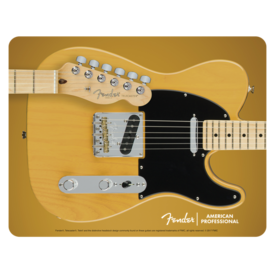 Fender Telecaster™ Mouse Pad, Butterscotch Blonde
