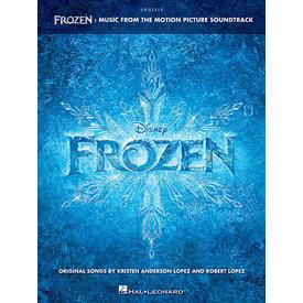 Hal Leonard Hal Leonard Frozen Music from the Motion Picture Soundtrack Ukulele
