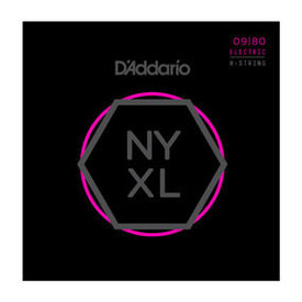DAddario Fretted D'Addario NYXL Super Light 8-String Electric Guitar Strings