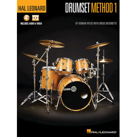 Hal Leonard Hal Leonard Drumset Method Book 1