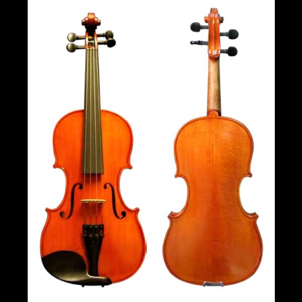 """Maple Leaf Strings Lupin Viola - Newander Viola w/Bow & Case 14"""""""