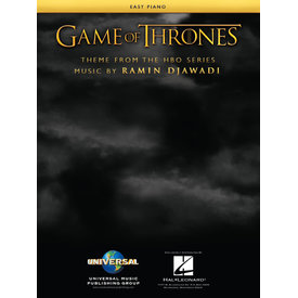 Hal Leonard Game of Thrones (Theme from the HBO series) Easy Piano