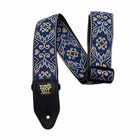Ernie Ball Ernie Ball Tribal Blue Jacquard Strap