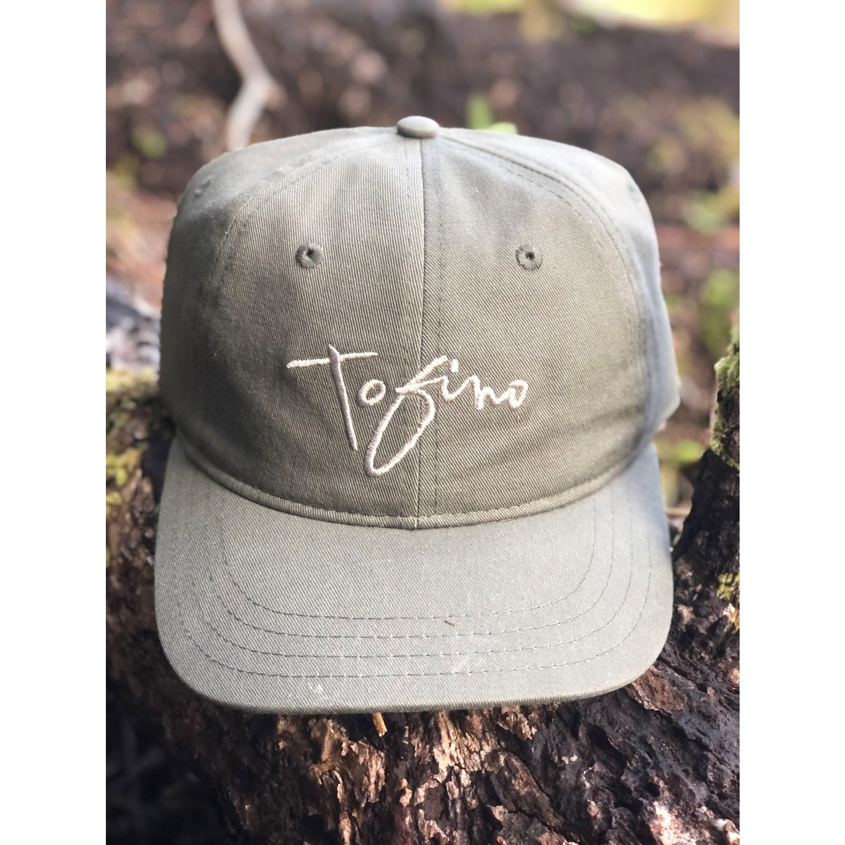 Tourism Tofino Baseball Cap