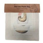 """Ocean Wise Produce Bag """"A Bag Like No Otter"""" 3pack"""