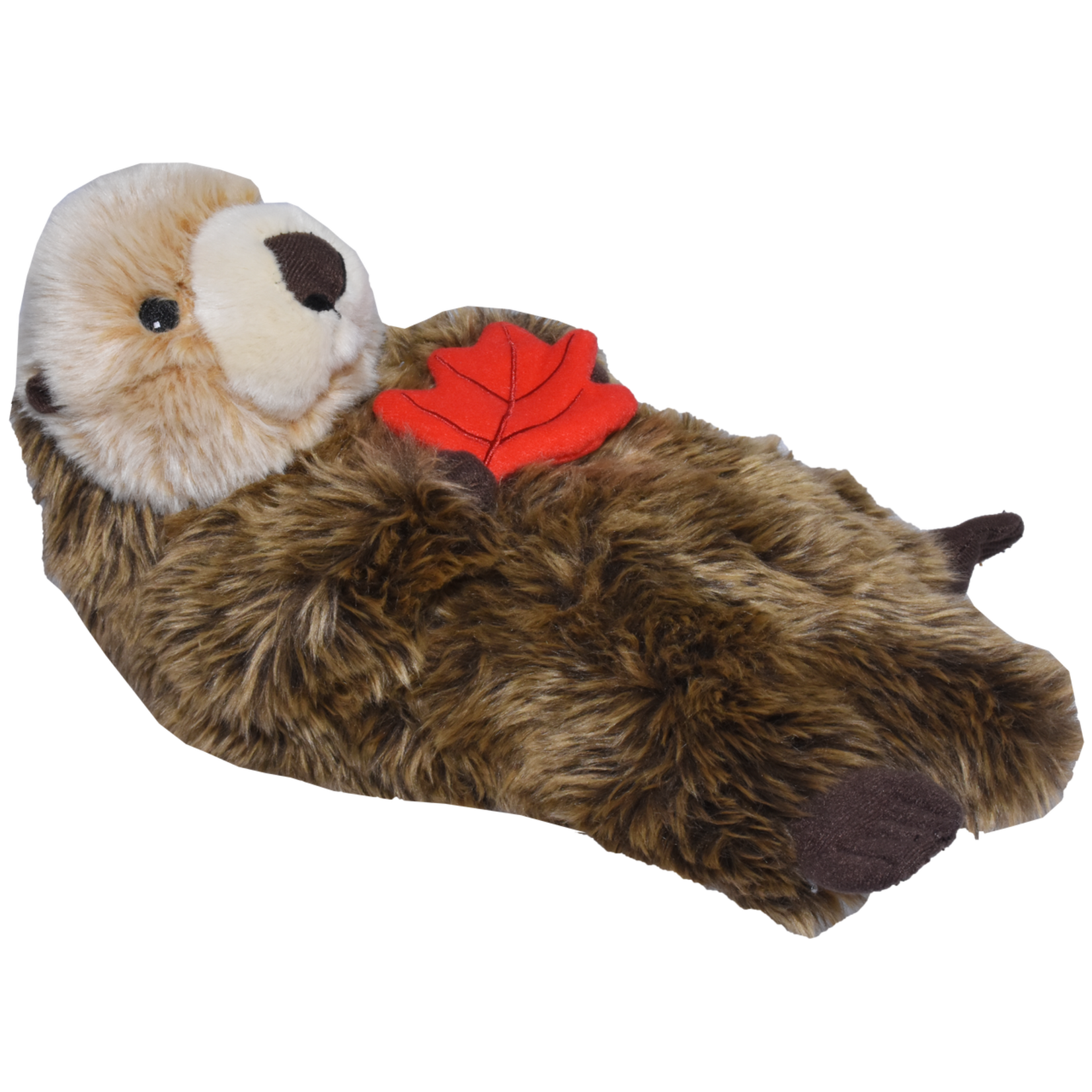 """Ocean Wise Sea Otter with Maple Leaf 13"""""""