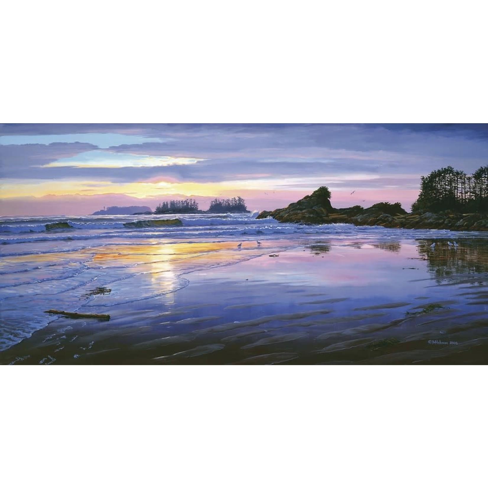 Mark Hobson Art Card Cox Bay