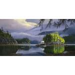 Mark Hobson Art Card Lemmens Inlet