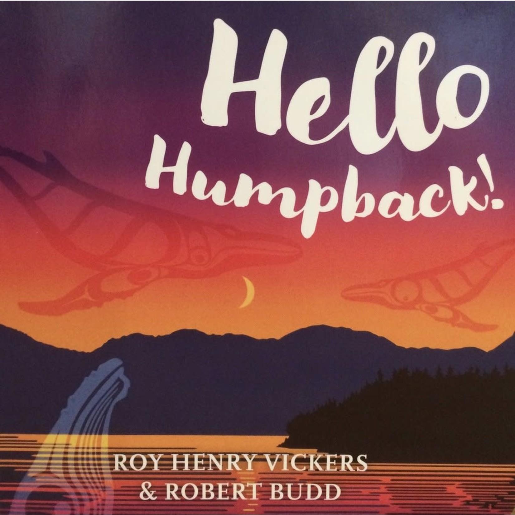 Harbour Publishing Hello Humpback Children's Book