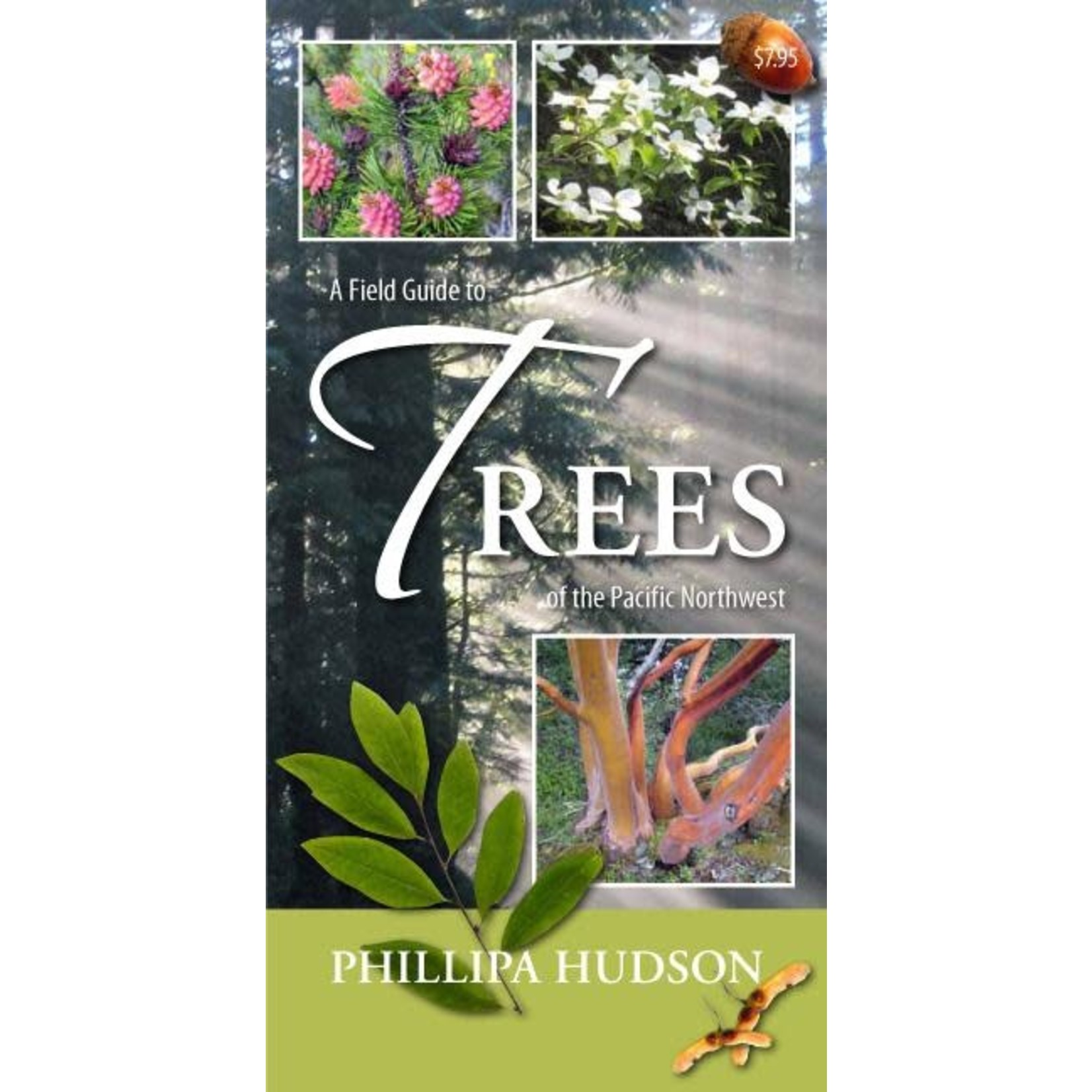 Harbour Publishing Field Guide Trees of the PNW