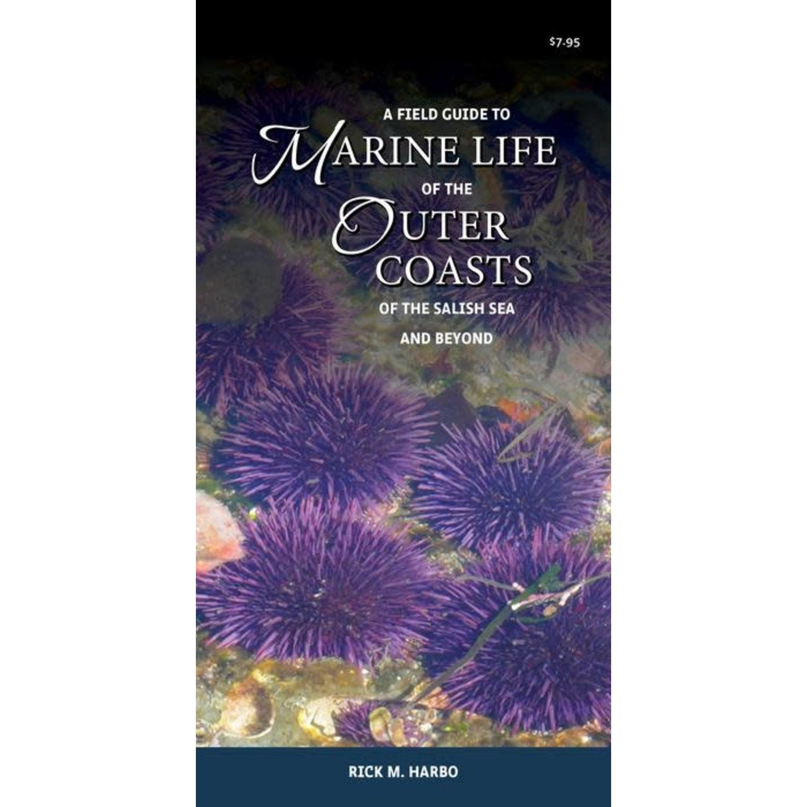 Harbour Publishing Field Guide to Marine Life Outer Coasts