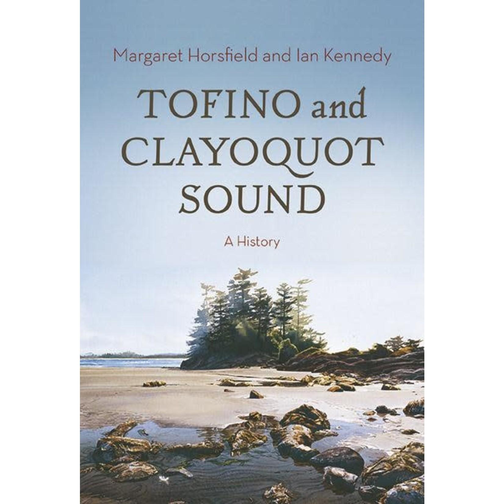 Harbour Publishing Tofino + Clayoquot Sound