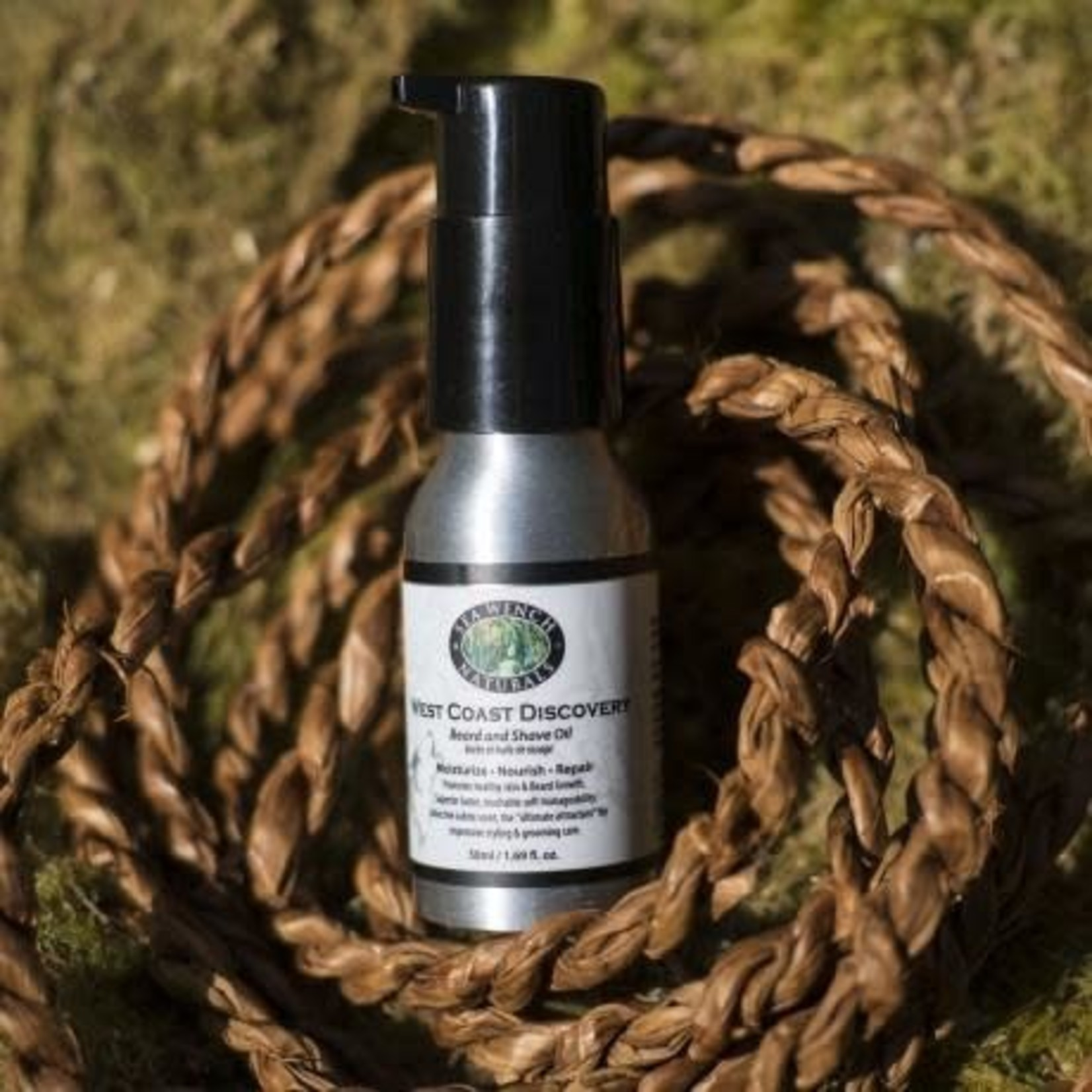 Sea Wench Beard and Shave Oil