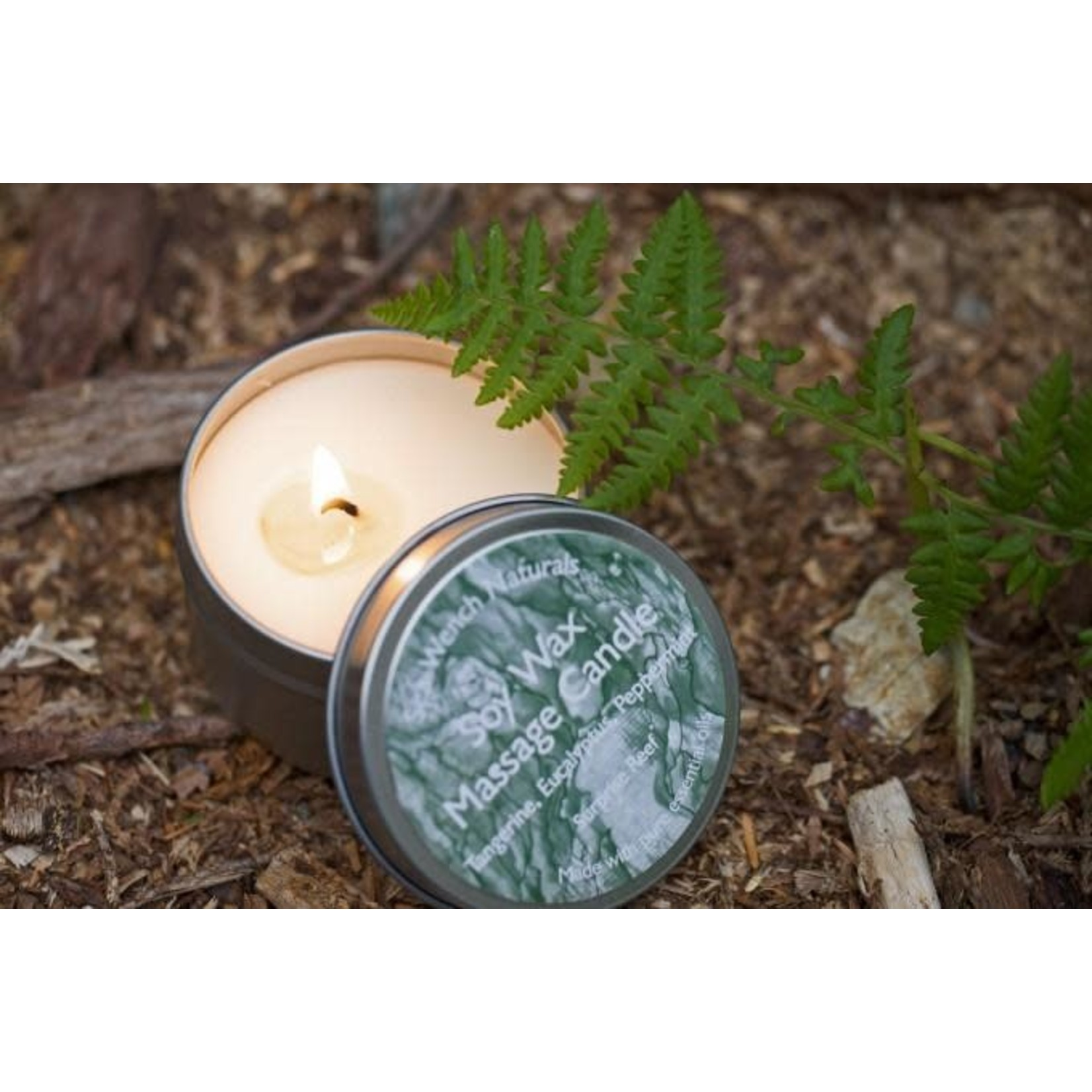 Sea Wench Soy Wax Massage Candle - Surprise Reef