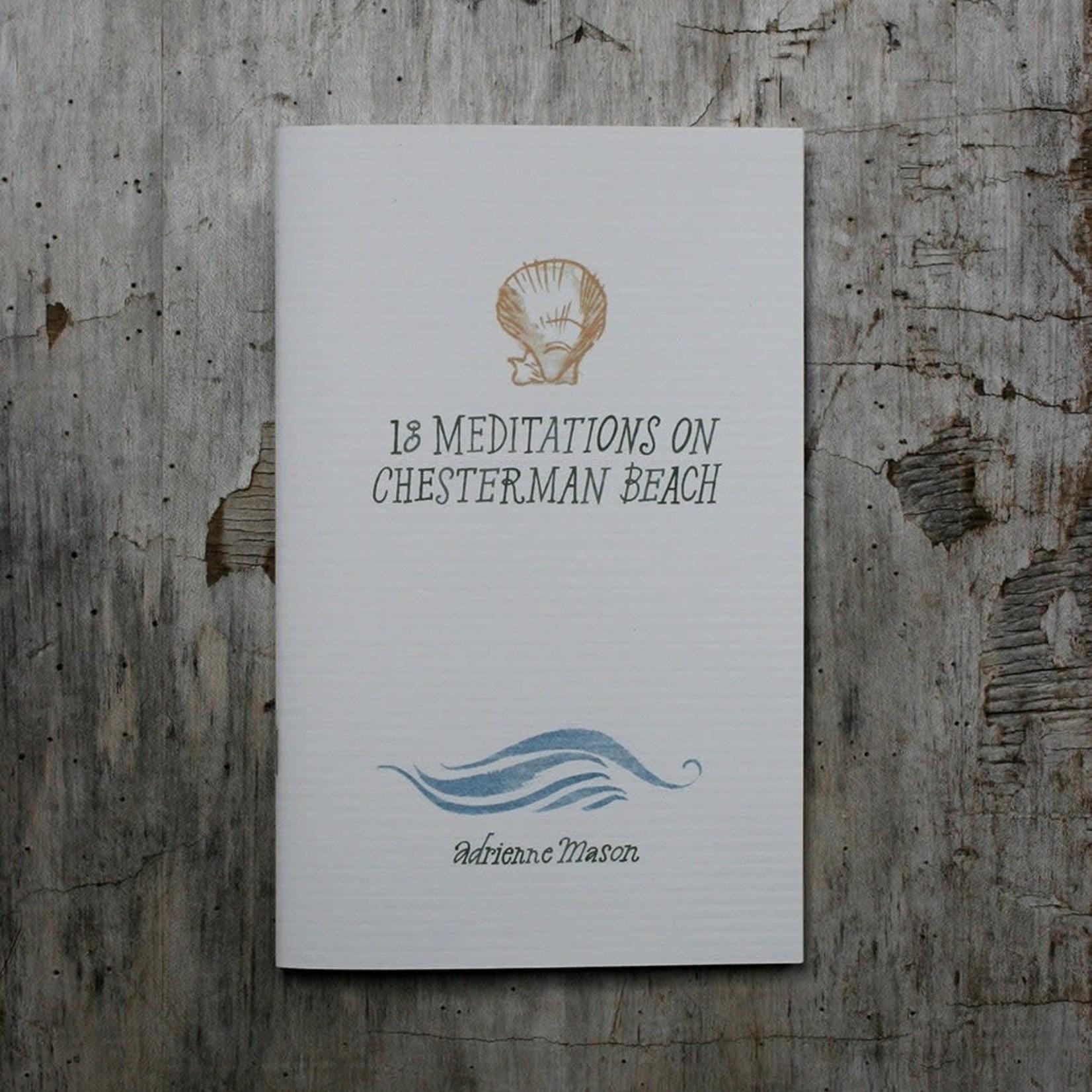 Postelia Press Meditations on Chesterman Beach