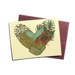 Wild Life Mittens Card