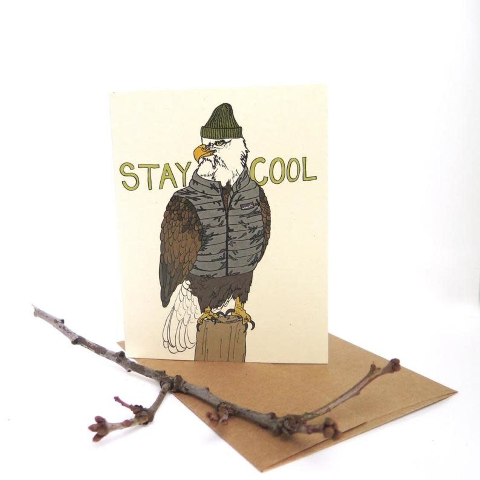 Wild Life Stay Cool Card