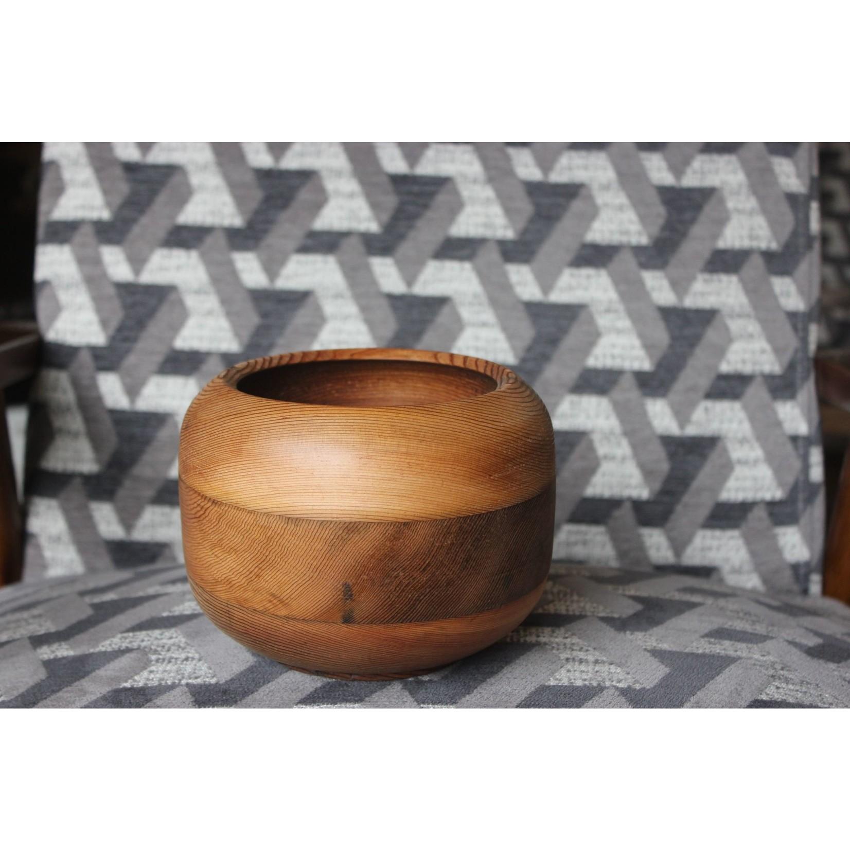Specifically Pacific Designs bowl reclaimed cedar #4