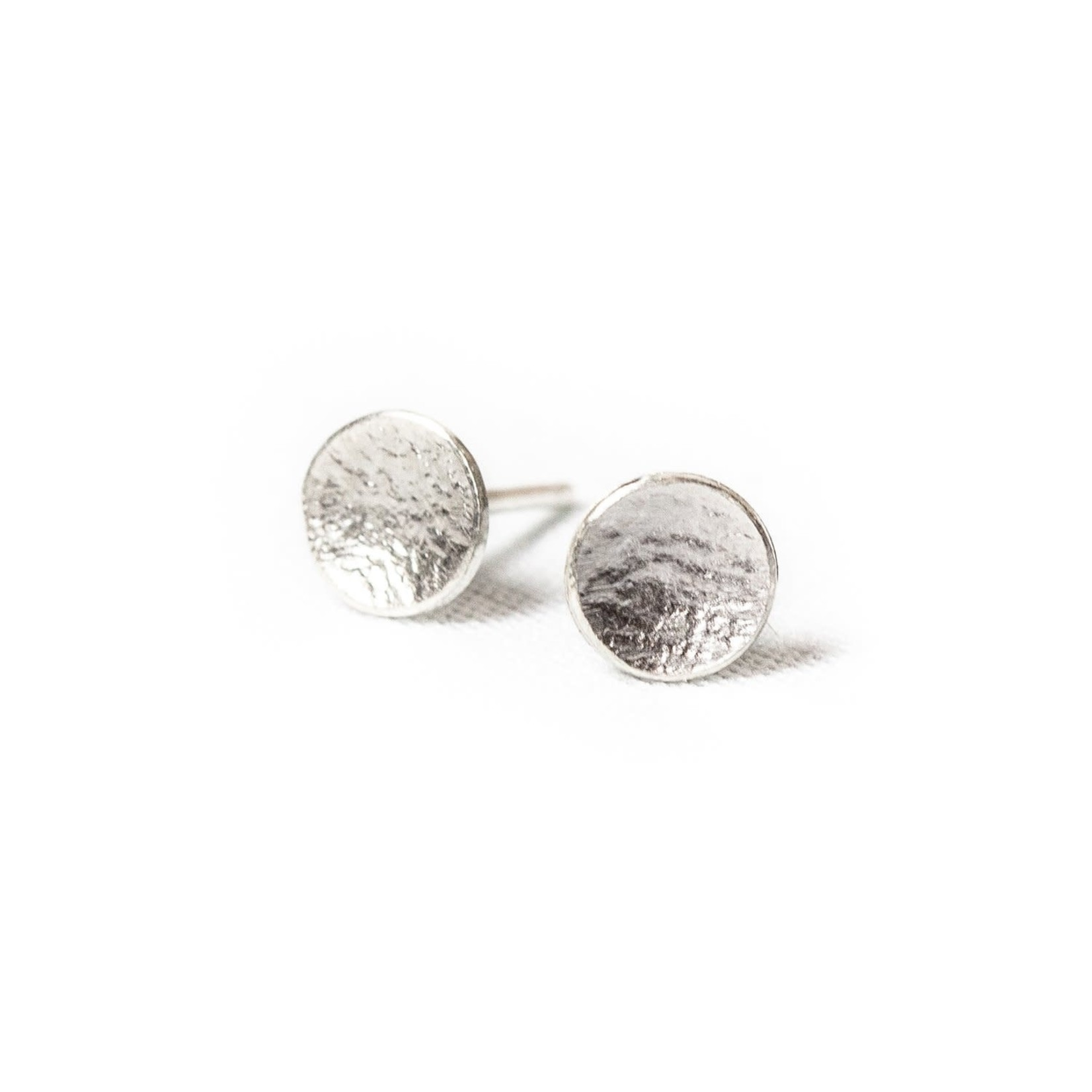 Lisa Fletcher Mini Orb Sand Studs Earrings