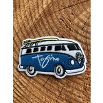 Tourism Tofino Chestervan Embroidered Patch
