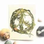 Wild Life Peace Kelp Card