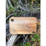 Tofino Wood Works cutting board rectangle