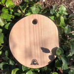Tofino Wood Works cutting board broad leaf maple