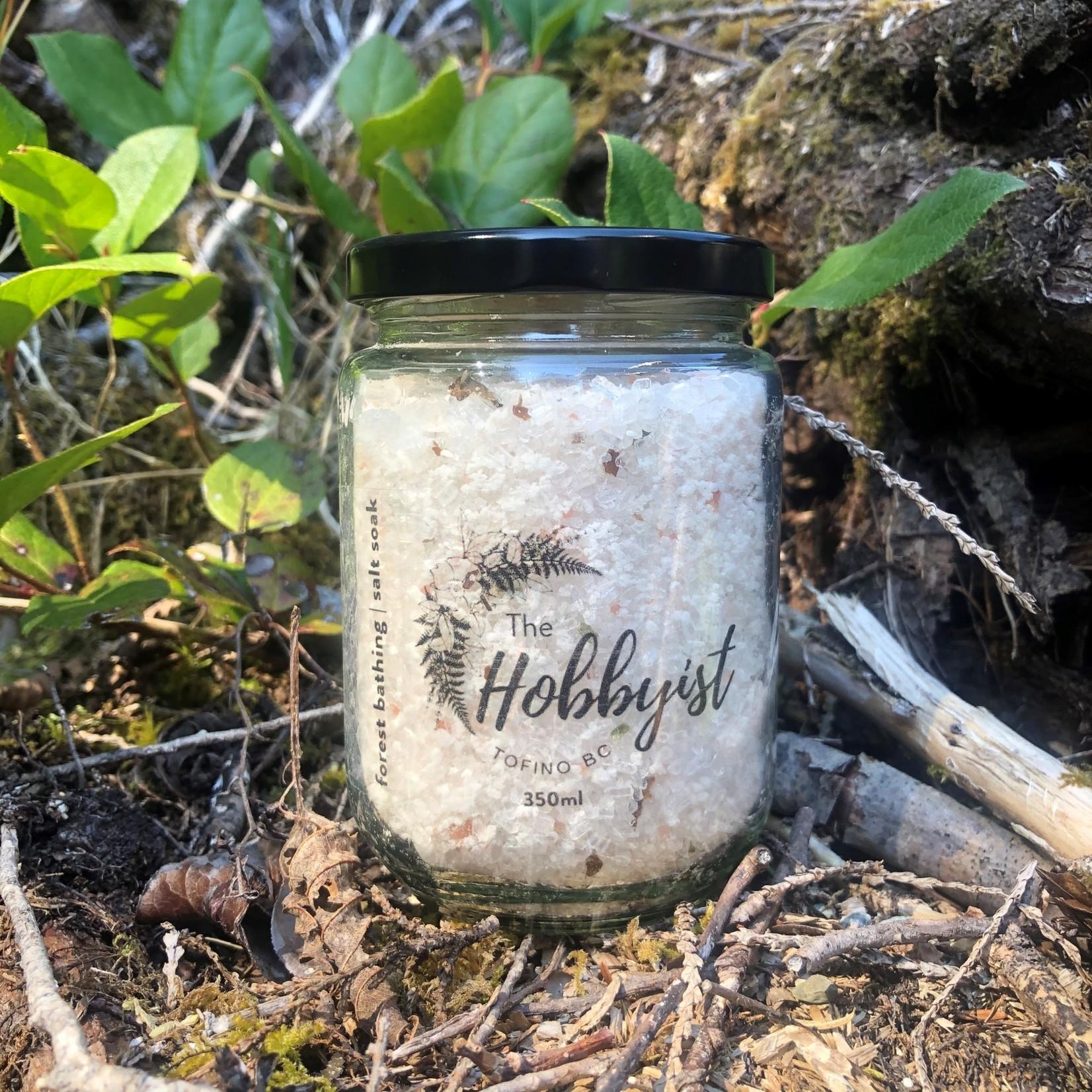 The Hobbyist Forest Bathing Salt Soak