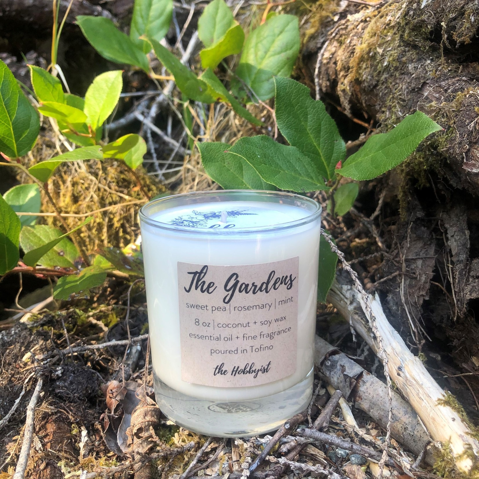 The Hobbyist The Gardens Candle